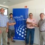 Una nova empresa del sector agroalimentari s'instal•la al CEI de les Borges