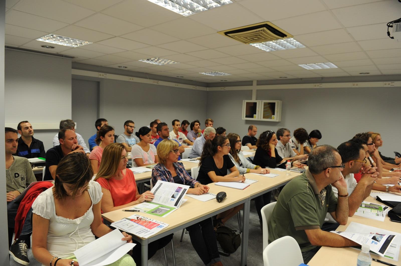 El nou cicle dels Dijous Emprenedors arrenca a les instal·lacions del CEI Torrefarrera