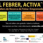 AL FEBRER, ACTIVA'T A LA INCUBADORA D'EMPRESES DE BELL-LLOC!