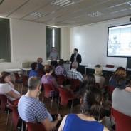 El Centre Tecnològic Forestal de Catalunya de Solsona, ha acollit la sessió informativa del programa Start-up Catalonia
