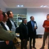 L'allotjament d'empreses de nova creació i el suport a l'emprenedoria i la formació, eixos centrals del CEEILleida