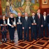 Dos empreses de la Xarxa de Centres d'empreses Innovadores guardonades amb els Premi LO de la Diputació de Lleida