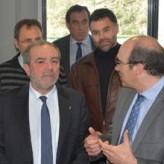 El president de la Diputació inaugura el centre d'empreses innovadores (CEI) de l'Alta Ribagorça