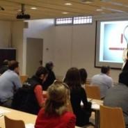 Lleida i Tremp van acollir a més de 50 alumnes per formar-los amb els coneixements bàsics per a la creació d'una empresa