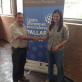 Innovadora empresa de gestió de projectes amb Drons s'instal.la al CEI Pallars Jussà