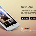 (Català) L'empresa Use-It crea una aplicació sobre el municipi d'Almacelles