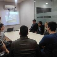 Alumnes del cicle d'administració i finances i d'automoció visiten el CEI Cervera