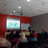 """Els """"Dimarts Feiners"""" s'inicien amb una sessió sobre l'èxit en les presentacions"""
