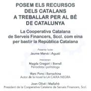 Presentació Cooperativa Catalana de Serveis Financers