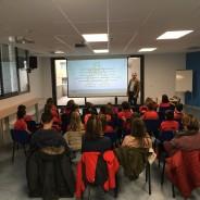 (Català) Visita alumnes Escola Salvador Espriu