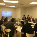 Reunió Junta de Govern Col·legi de Mediadors d'Assegurances de Lleida