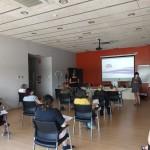 Bona acollida del curs de fotografia digital organitzat pel CEI Cervera